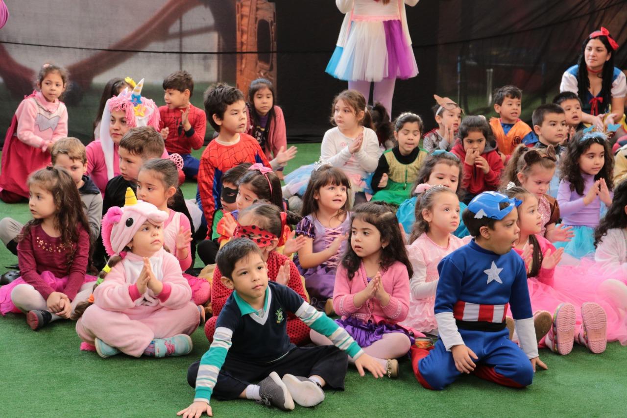 """ee54db69f Niños de """"Semillita"""" festejaron su día con disfraces, música y mucha ..."""