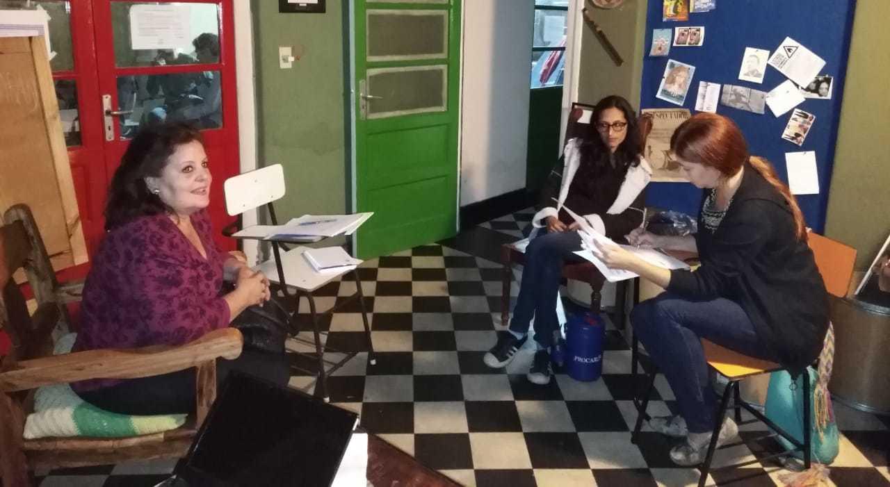 Miembros de la Unión de Actores del Paraguay fueron capacitados en materia  electoral